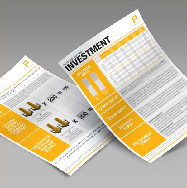 Get Pole Base financial input reports