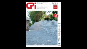 French concrete manufacturer Redi-Rock press