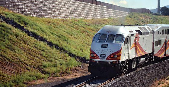 Redi-Rock for Rail