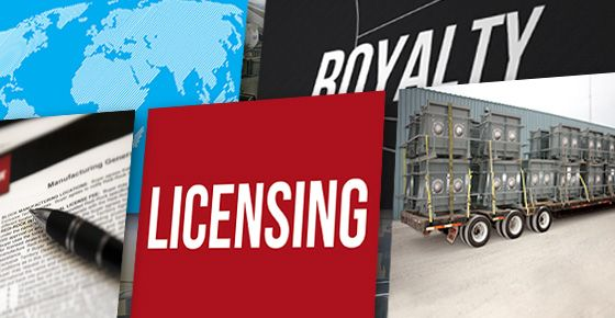Redi-Rock Licensing