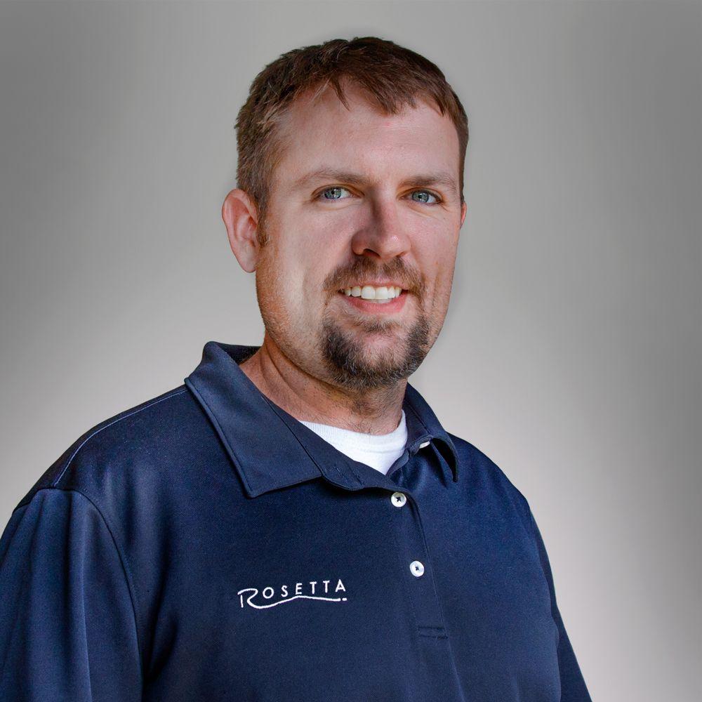 Aaron Ausen Rosetta Sales Director