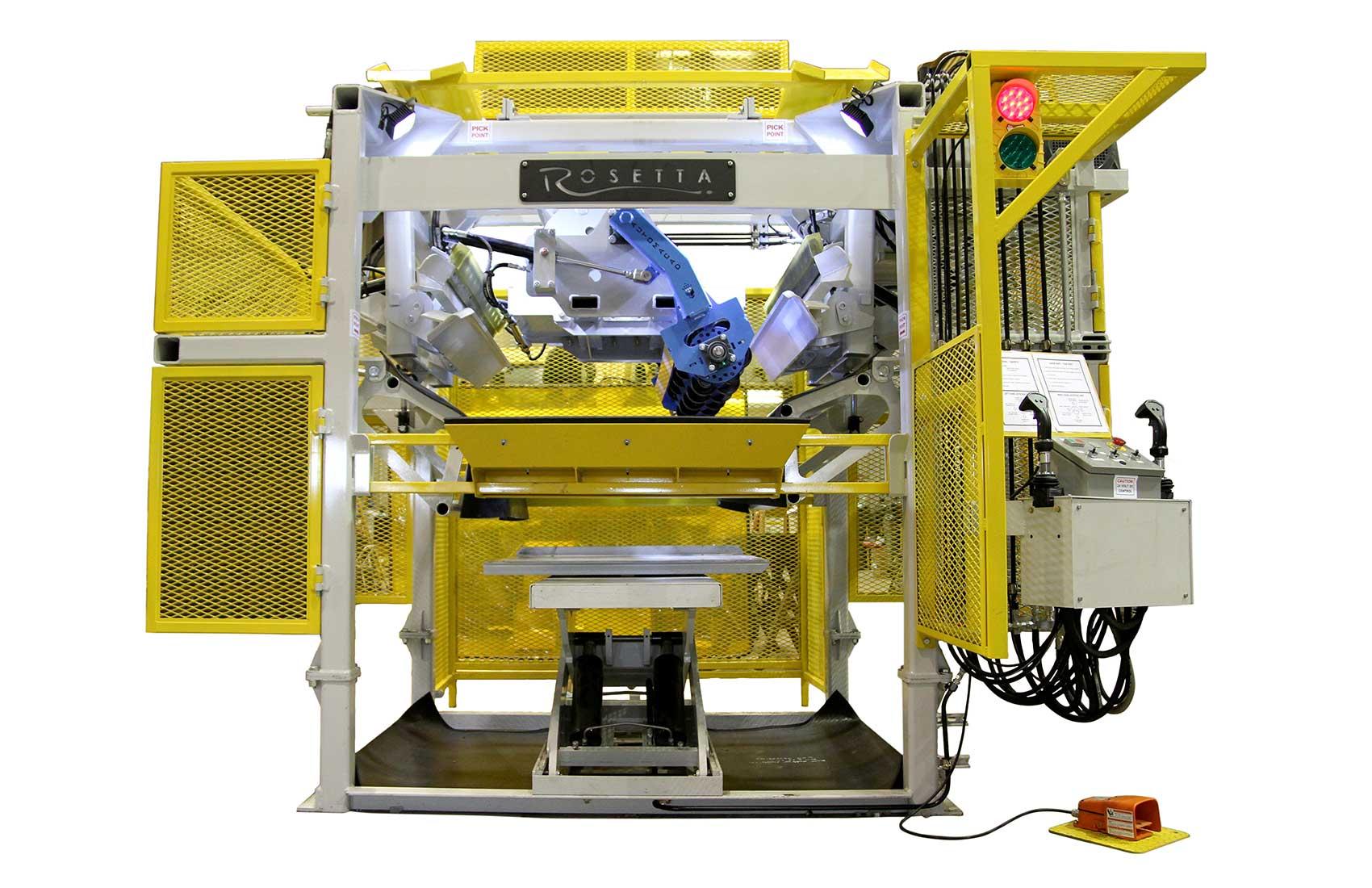 Rosetta equipment options