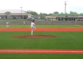 Baseball Sports Complex Design