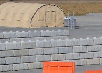 Designing/Building Military Training Facilities