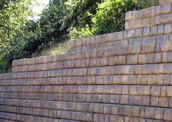 Retaining Walls for School Construction