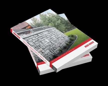 Mock up of design resource manual