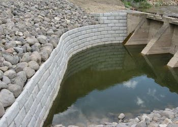 Colorado River Diversion Channel