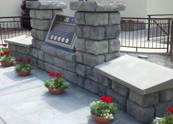 Large Precast Blocks for Spokane Veterans Memorial