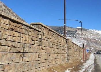 Colorado DOT Widens Highway Using Redi-Rock