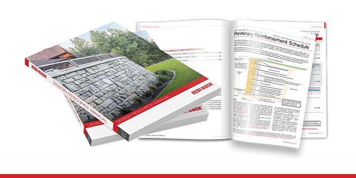 Design Resource Manual mockup
