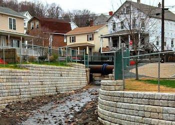 Stabilizing Creek Banks After Floods
