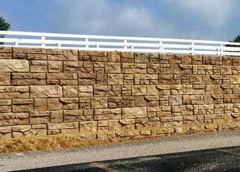 Value Engineered Walls for KY Road Widening